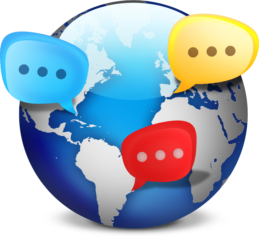 Clipart Chat Room